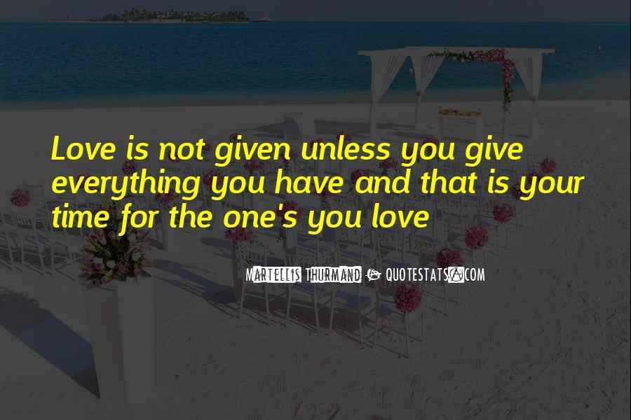 Martellis Thurmand Quotes #426391
