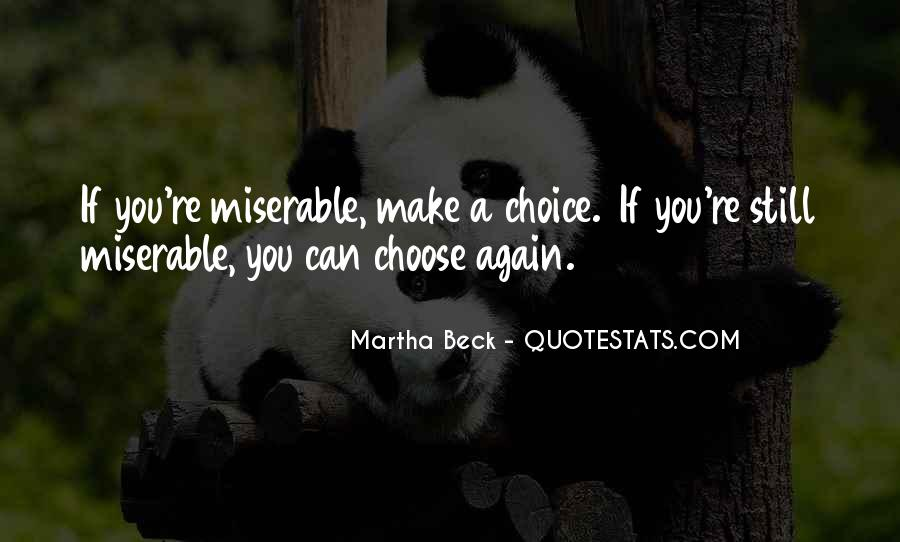 Martha Beck Quotes #1147773