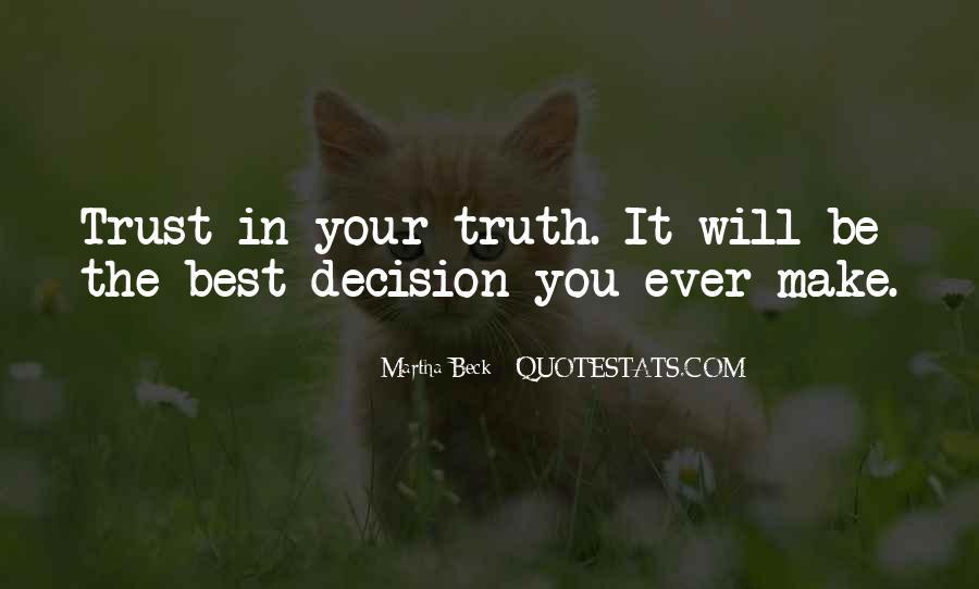 Martha Beck Quotes #1148159