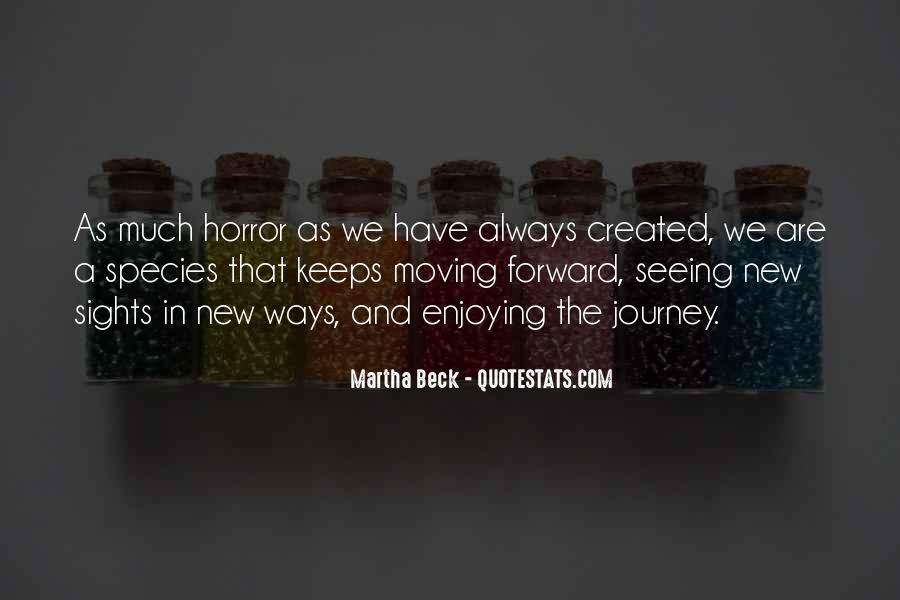 Martha Beck Quotes #1172437