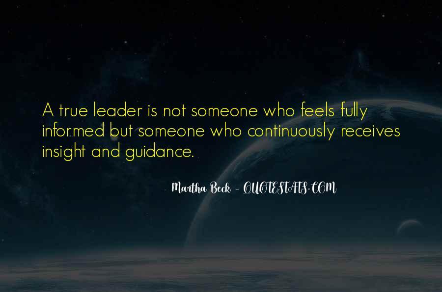 Martha Beck Quotes #1183970