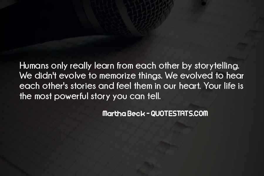 Martha Beck Quotes #1251887