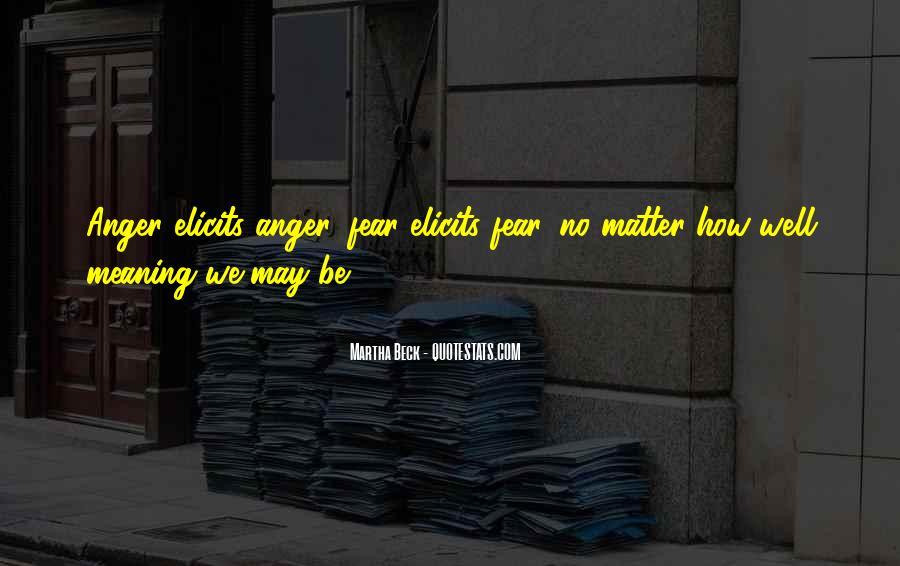 Martha Beck Quotes #1301170