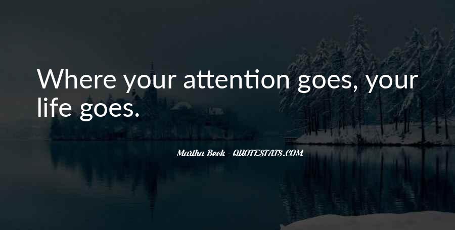 Martha Beck Quotes #1354133