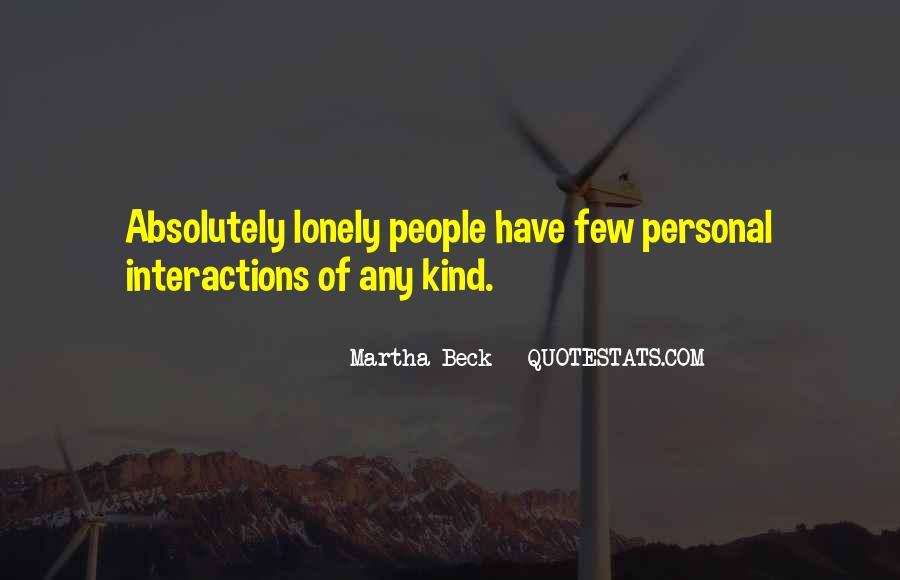 Martha Beck Quotes #1411874