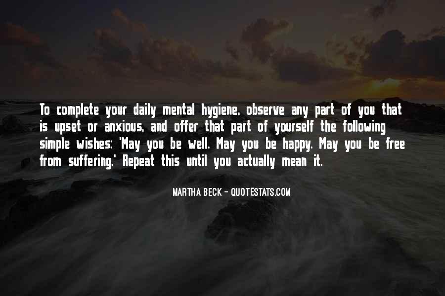 Martha Beck Quotes #1422773