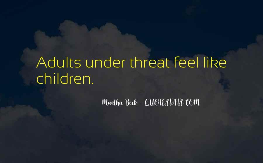 Martha Beck Quotes #1470216
