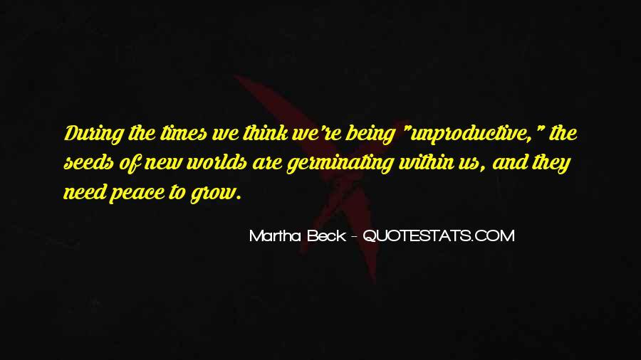 Martha Beck Quotes #1516156