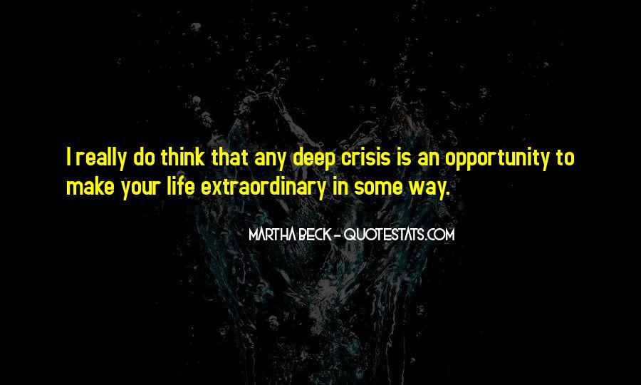 Martha Beck Quotes #1550554