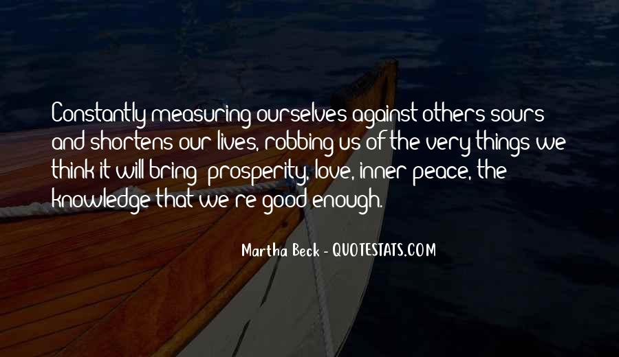 Martha Beck Quotes #1668673