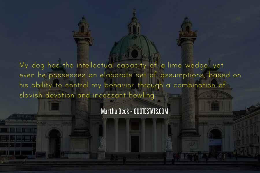 Martha Beck Quotes #1727032