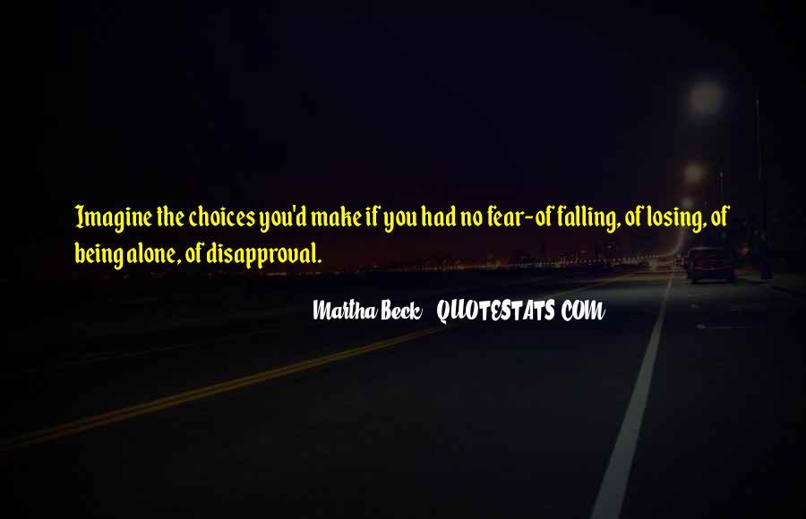 Martha Beck Quotes #1839462
