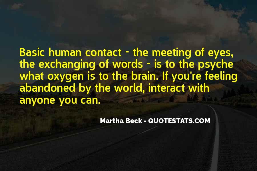 Martha Beck Quotes #1874860