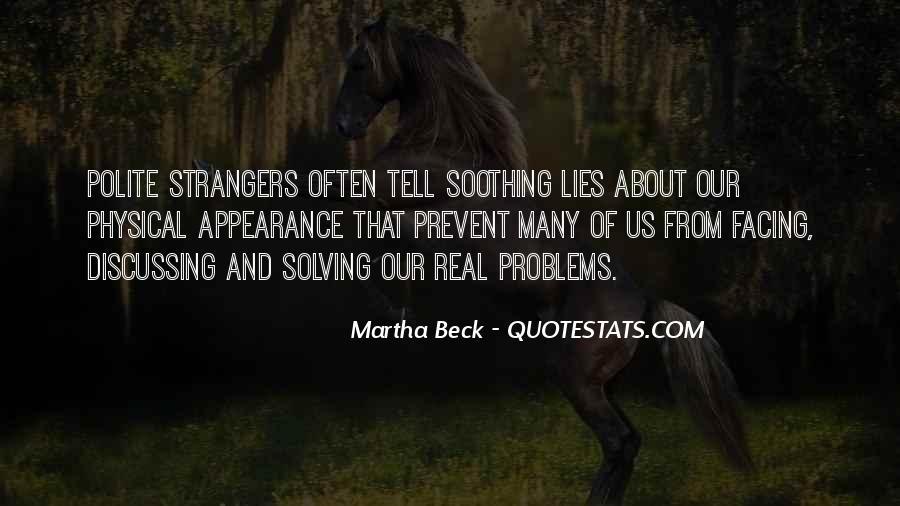 Martha Beck Quotes #253733