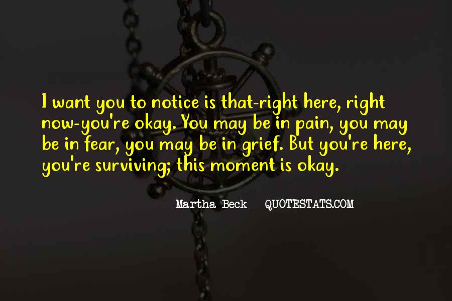 Martha Beck Quotes #339218
