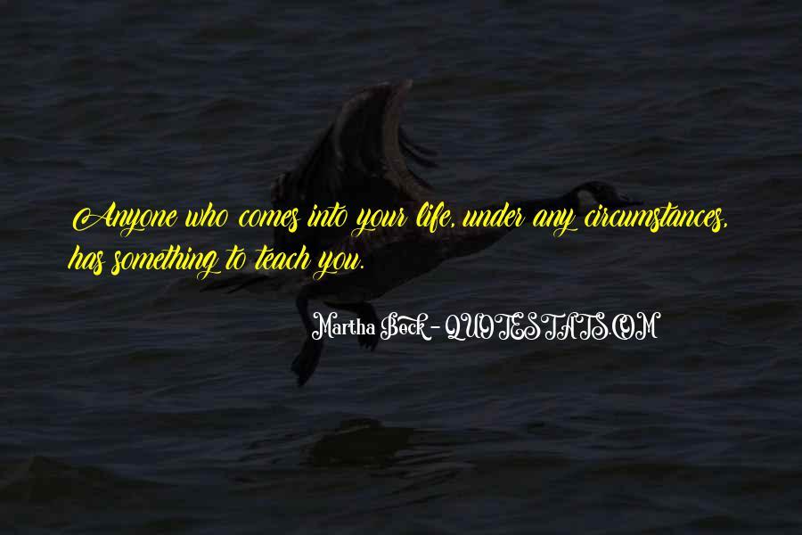 Martha Beck Quotes #41578