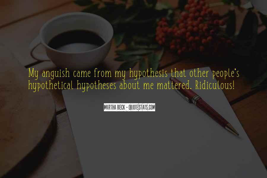 Martha Beck Quotes #516184