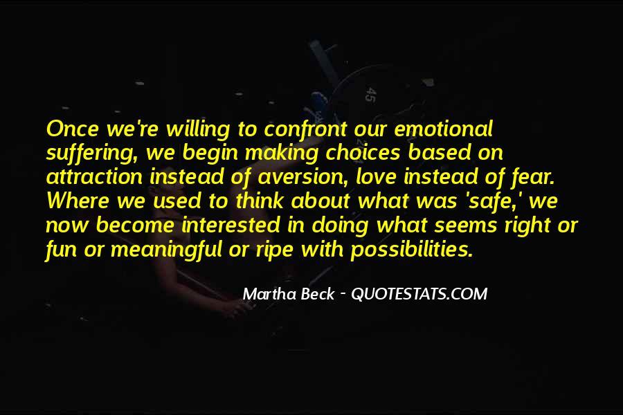 Martha Beck Quotes #691986