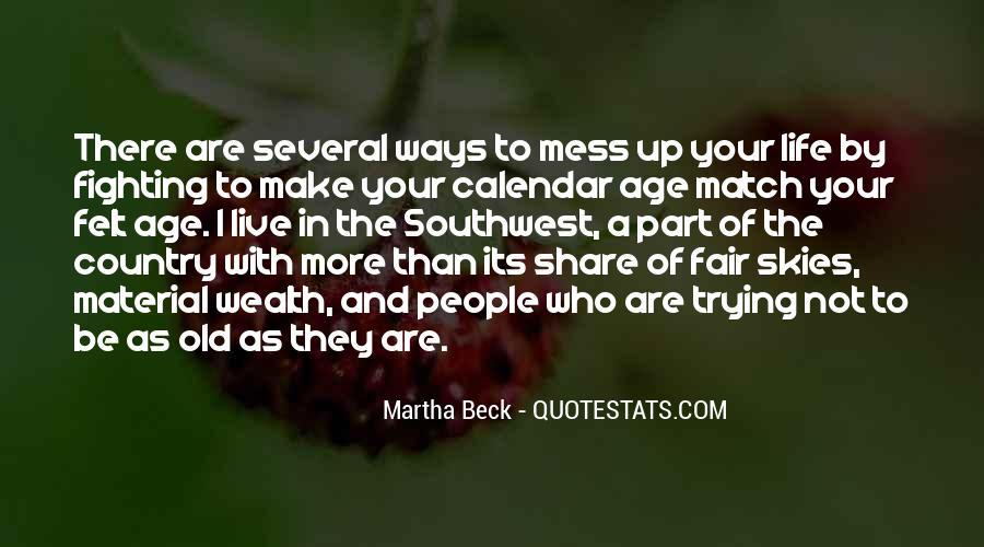 Martha Beck Quotes #849393