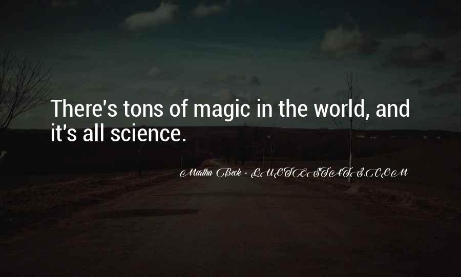 Martha Beck Quotes #96135
