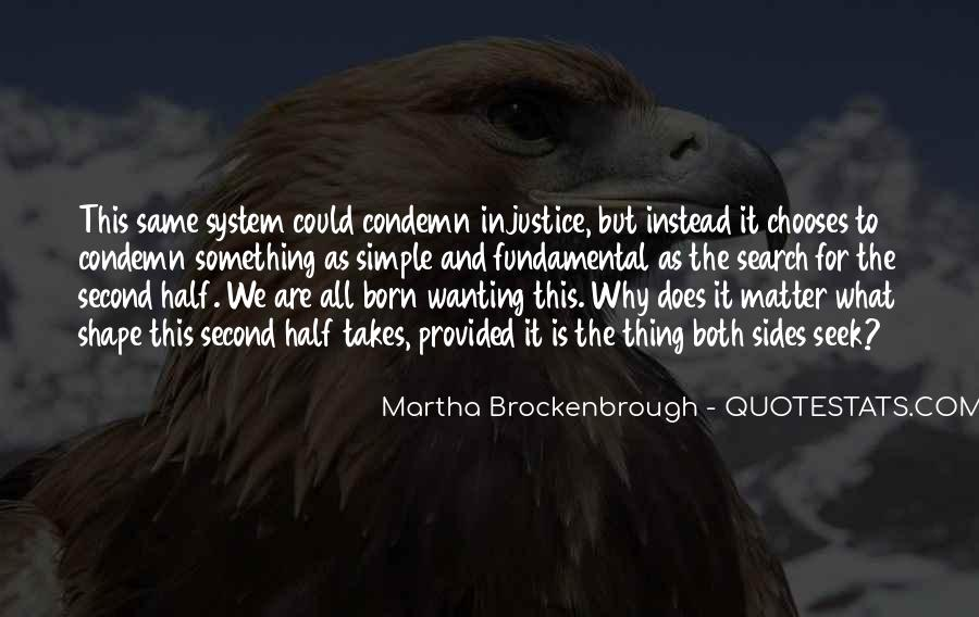 Martha Brockenbrough Quotes #58403