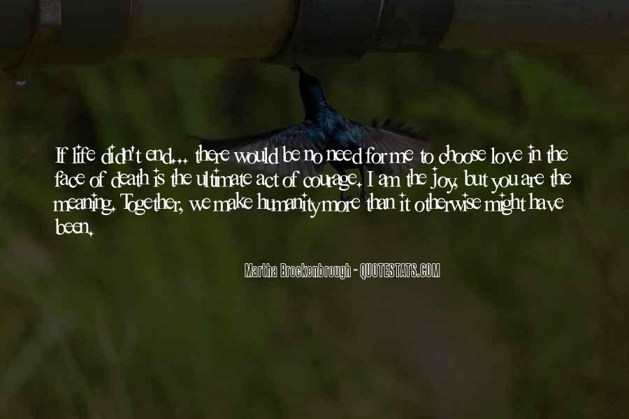 Martha Brockenbrough Quotes #62291
