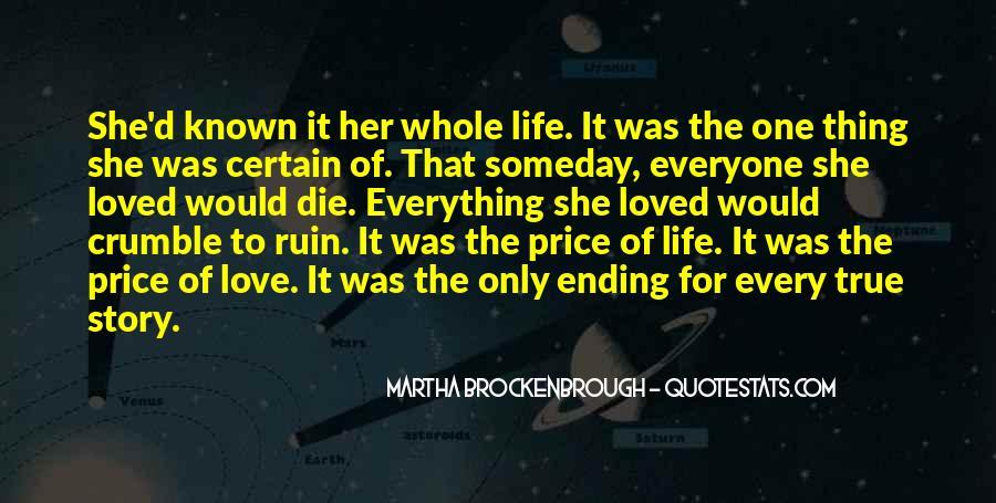 Martha Brockenbrough Quotes #63386
