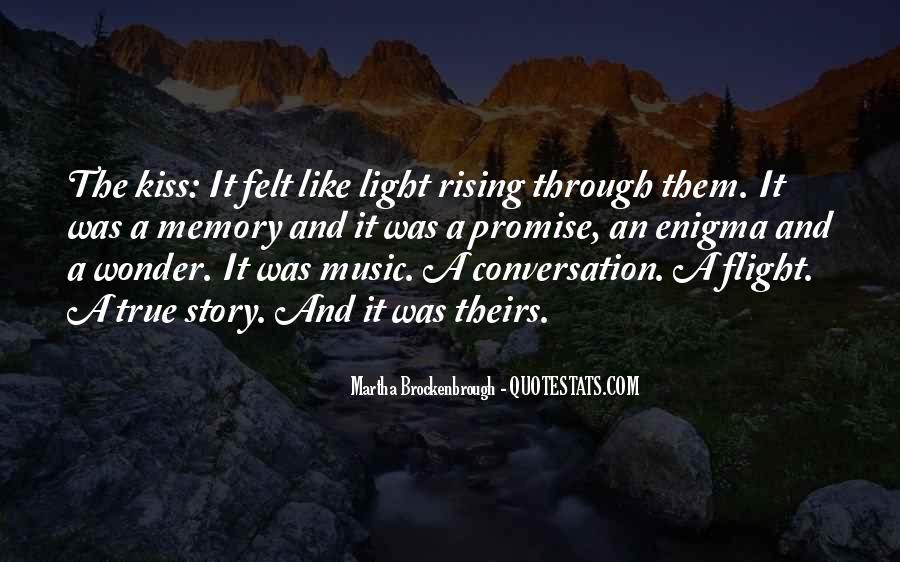 Martha Brockenbrough Quotes #871013