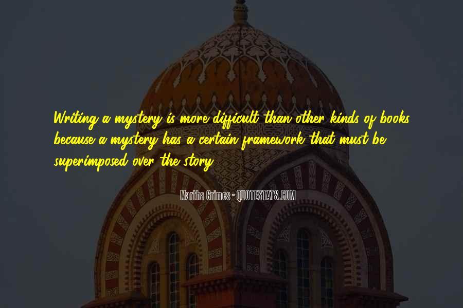 Martha Grimes Quotes #1062621