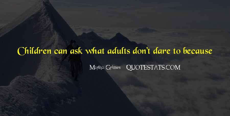 Martha Grimes Quotes #1330585
