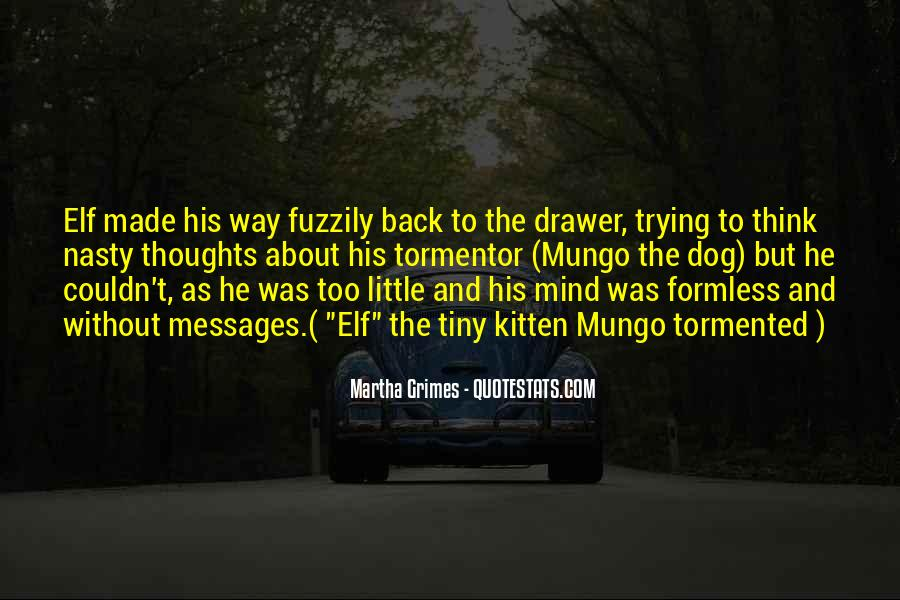 Martha Grimes Quotes #141399