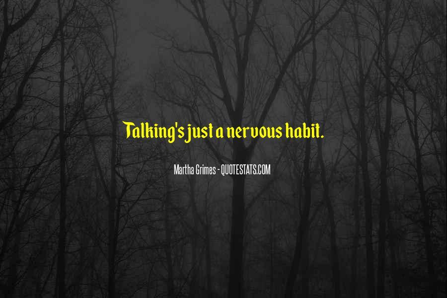 Martha Grimes Quotes #1754781