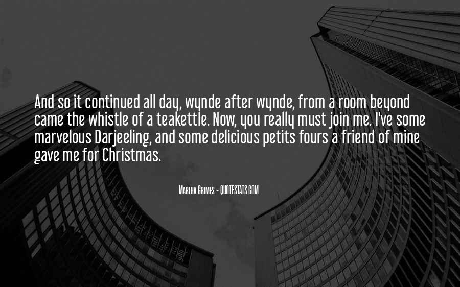 Martha Grimes Quotes #31904