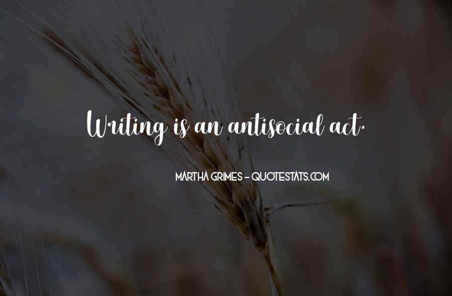 Martha Grimes Quotes #84564
