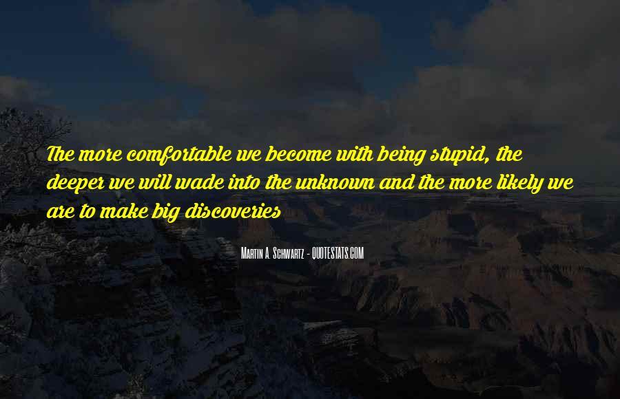 Martin A. Schwartz Quotes #14115