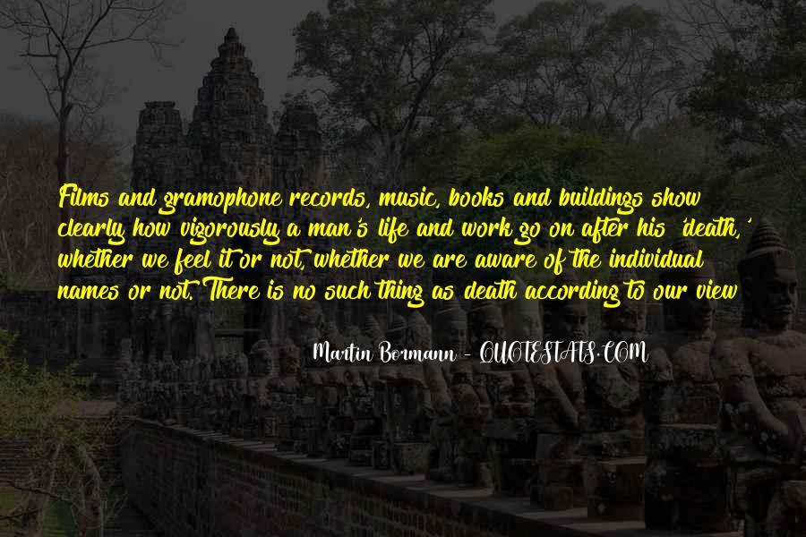 Martin Bormann Quotes #1518682