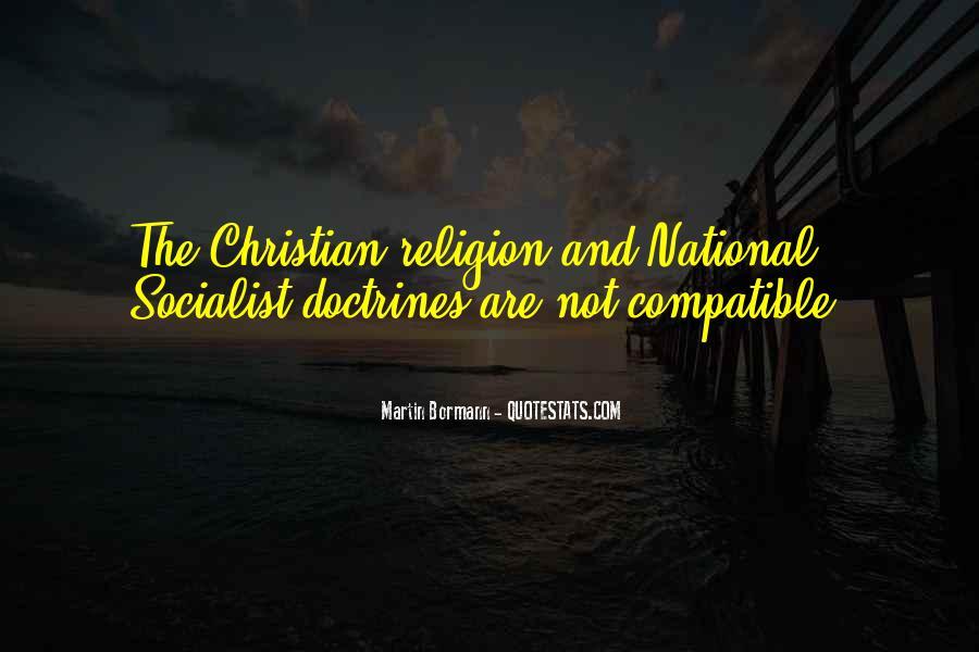 Martin Bormann Quotes #520694