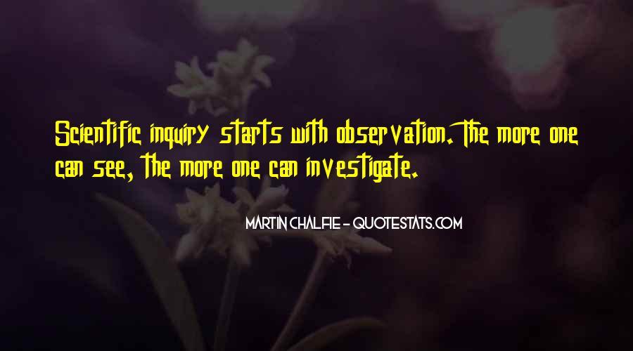 Martin Chalfie Quotes #865674