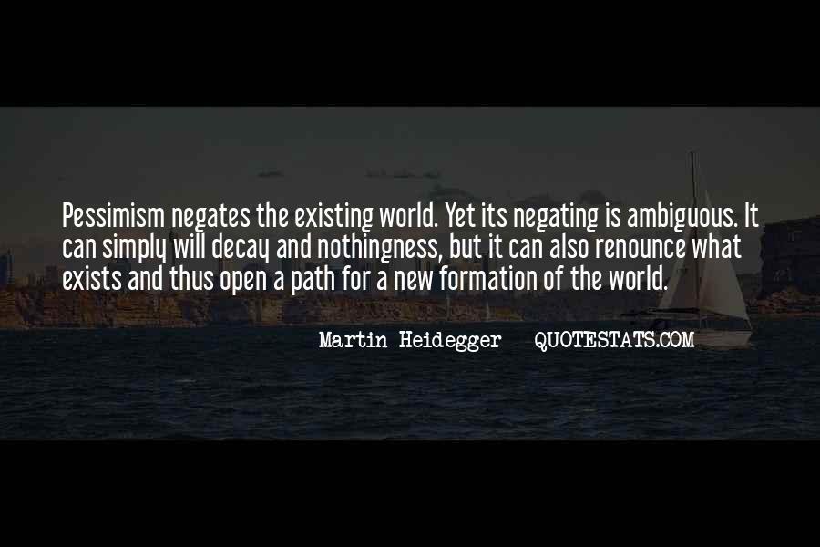 Martin Heidegger Quotes #11022