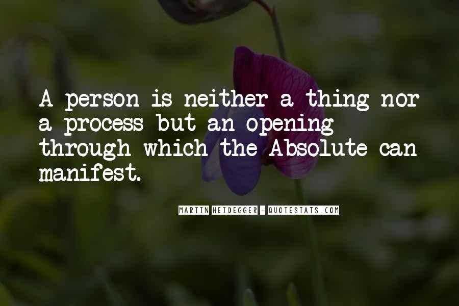 Martin Heidegger Quotes #1112536