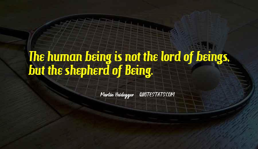 Martin Heidegger Quotes #1112689