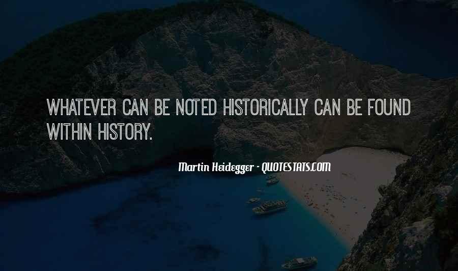 Martin Heidegger Quotes #1182018