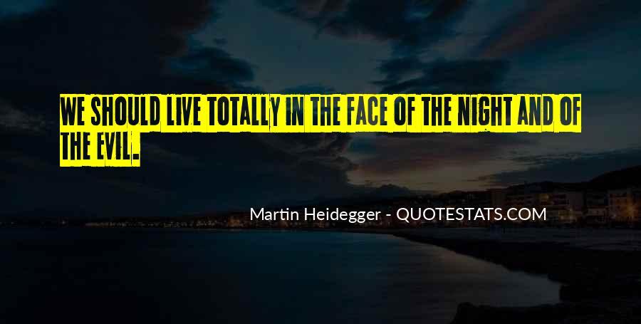 Martin Heidegger Quotes #1504949