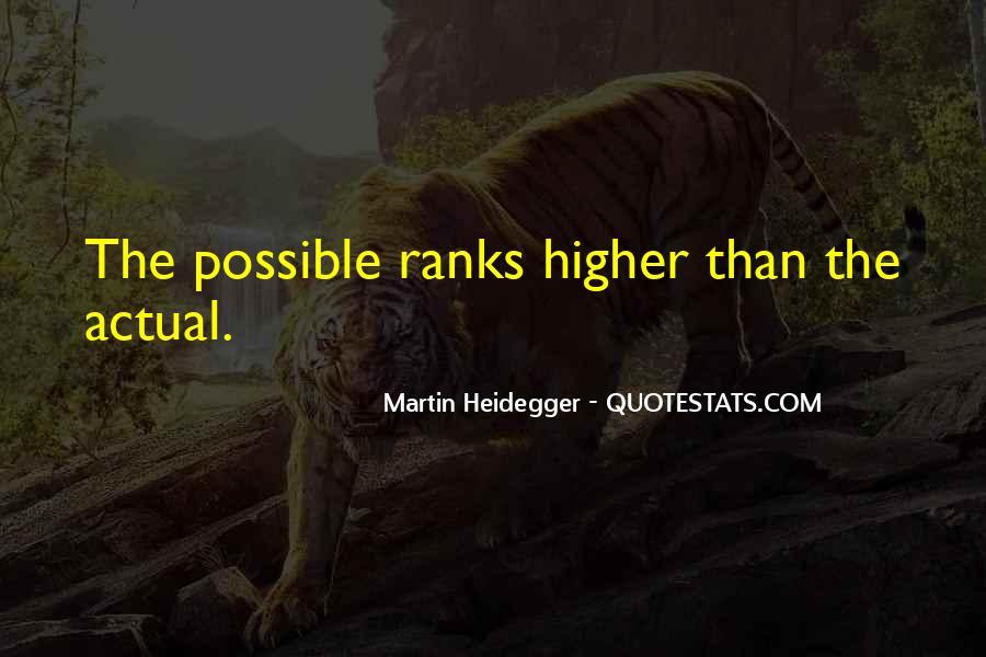 Martin Heidegger Quotes #1570123