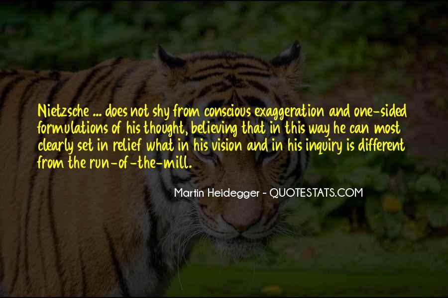 Martin Heidegger Quotes #1644491