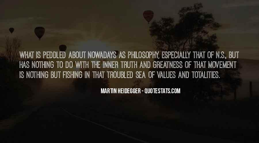 Martin Heidegger Quotes #1653078