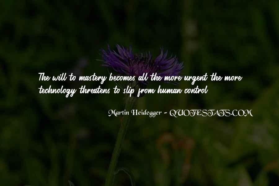 Martin Heidegger Quotes #1771806