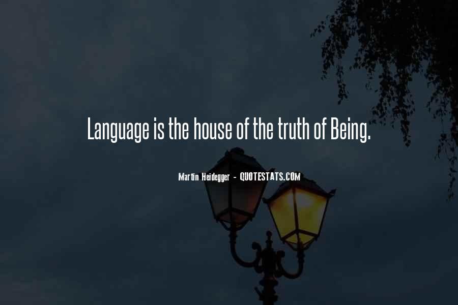 Martin Heidegger Quotes #301860