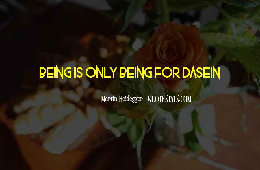 Martin Heidegger Quotes #345057