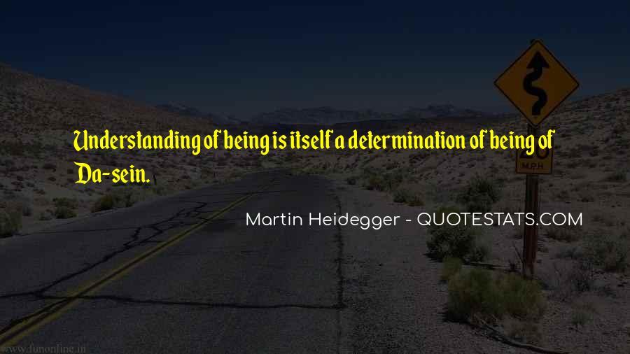 Martin Heidegger Quotes #396893